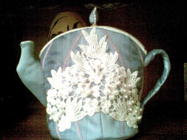 косметичка Чайник