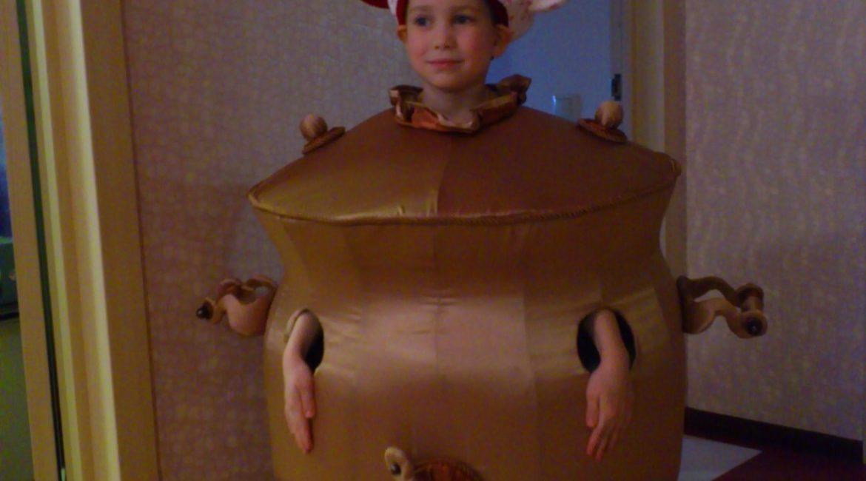 Карнавальный костюм Самовар