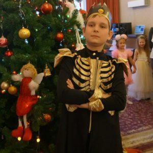 Карнавальный костюм Кащей Бессмертный