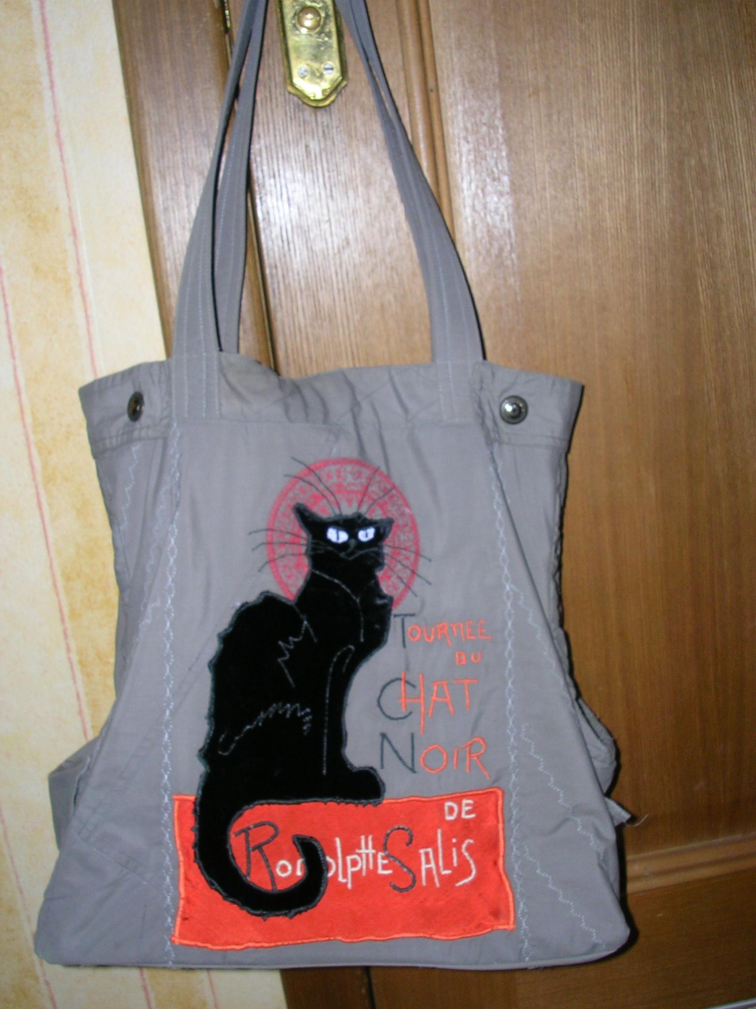 Сумка Le Chat Noir