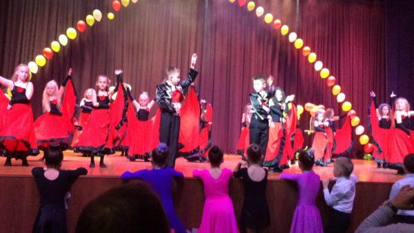 Танцевальные костюмы Испанская страсть