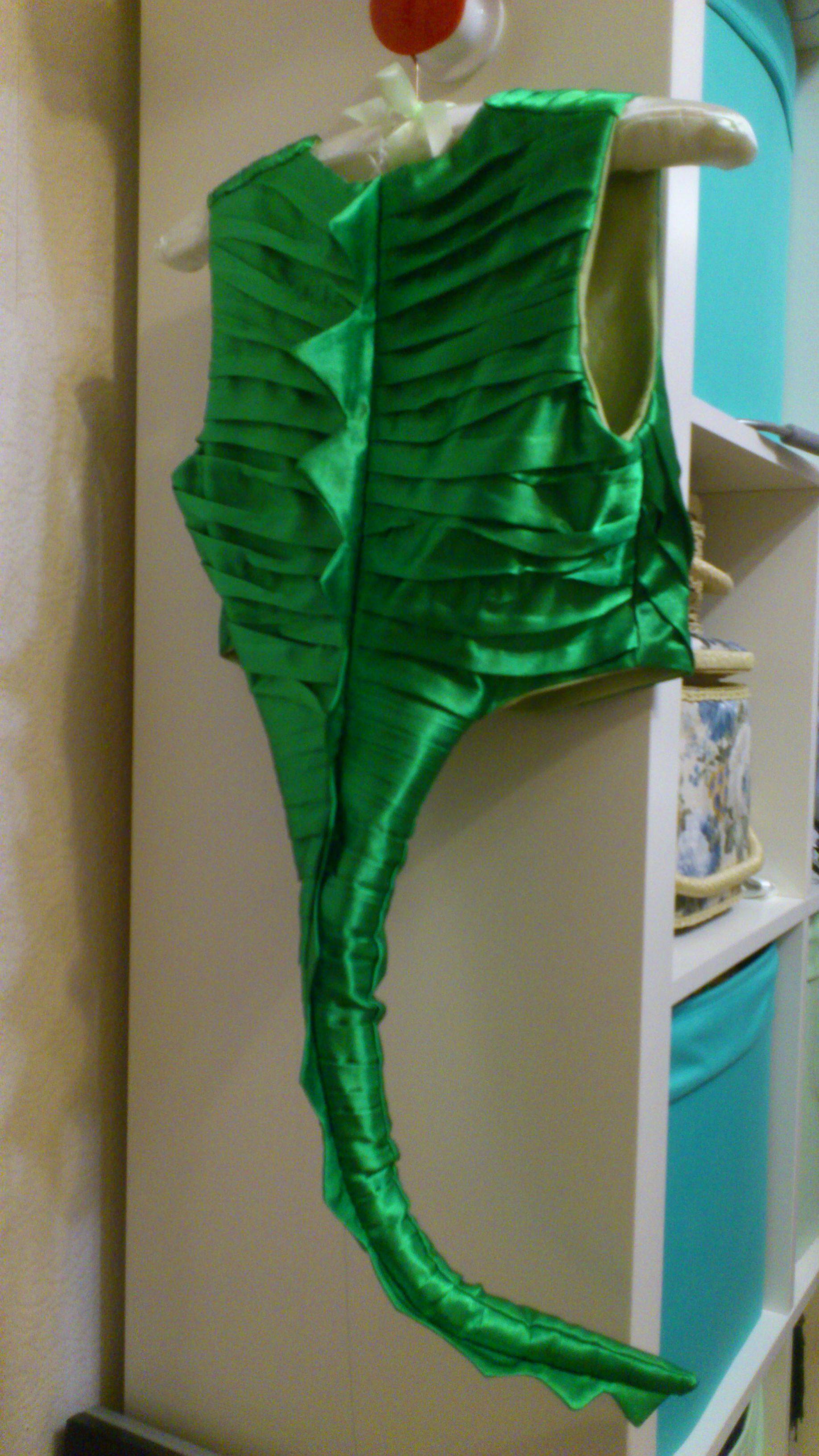 Карнавальный костюм Крокодил
