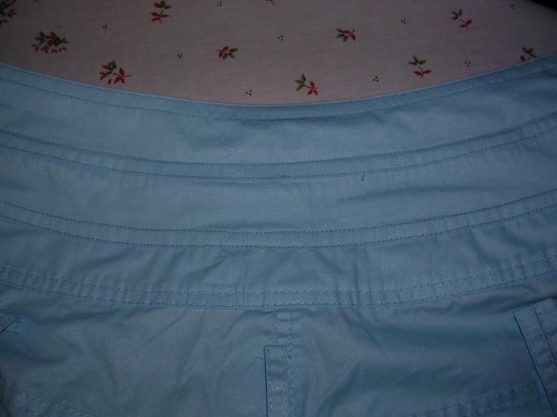 Как исправить брюки с заниженной талией?