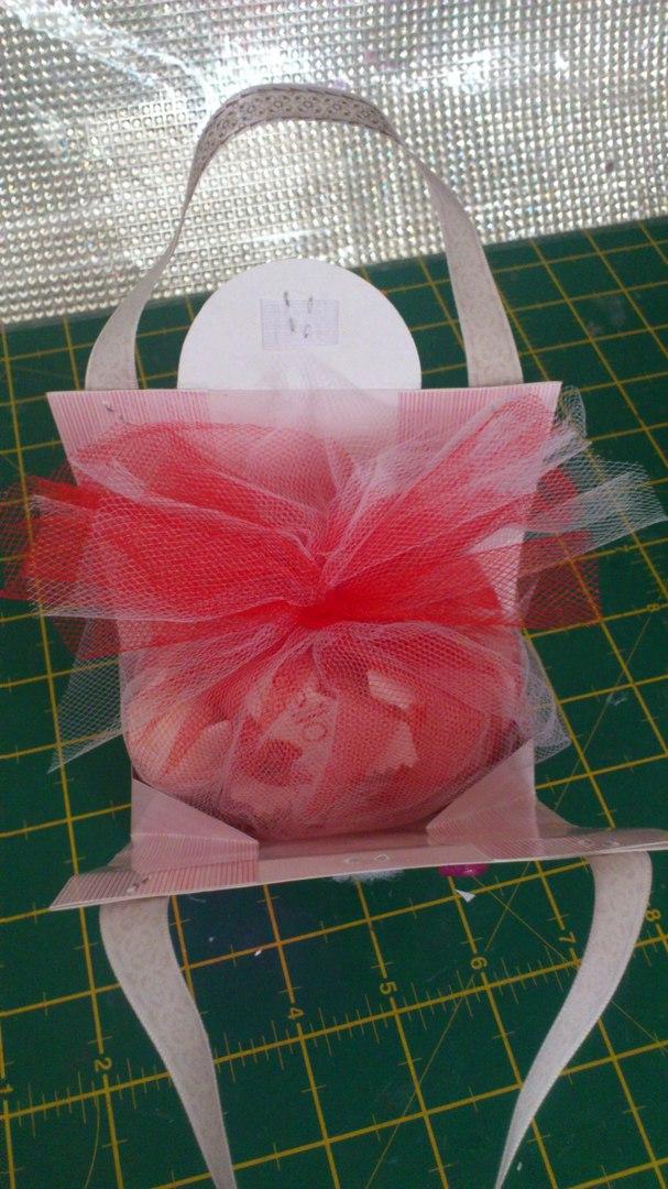 Подарочная упаковка для маленьких презентов.