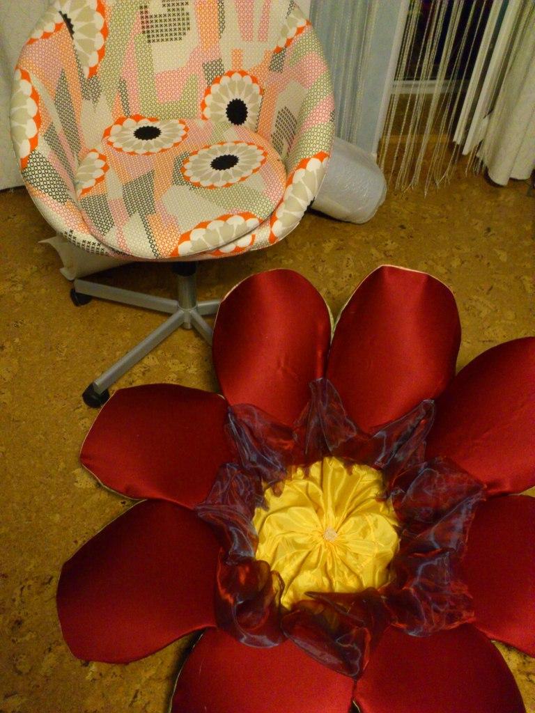 Цветок для Дюймовочки