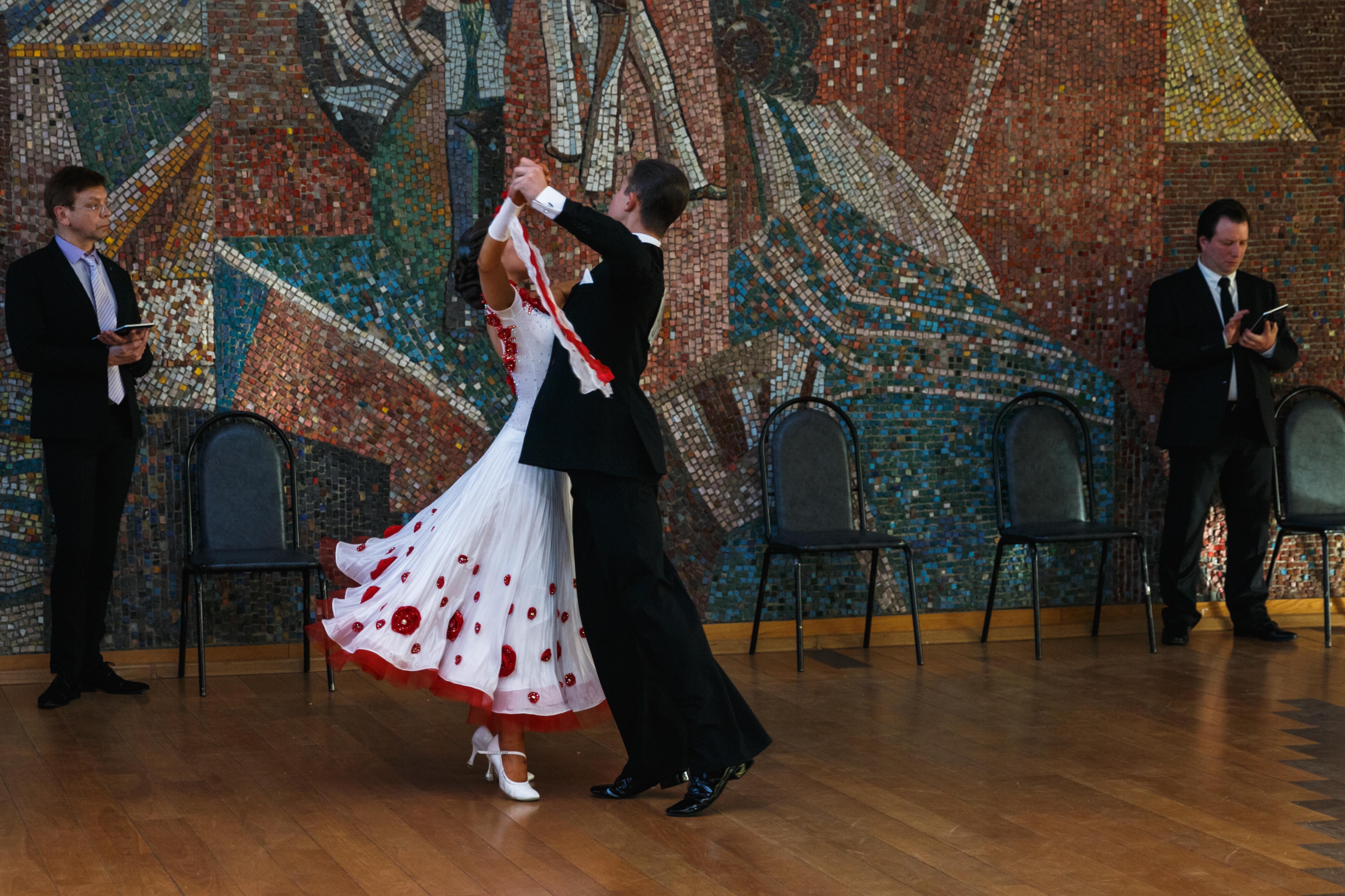 Танцевальный смокинг