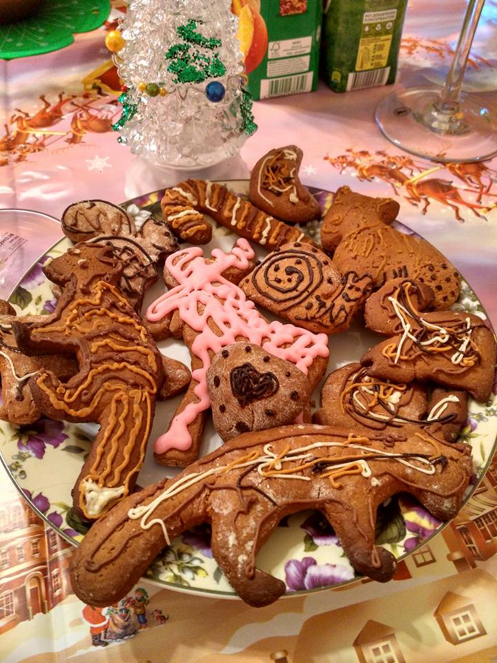 Первый завтрак нового года))