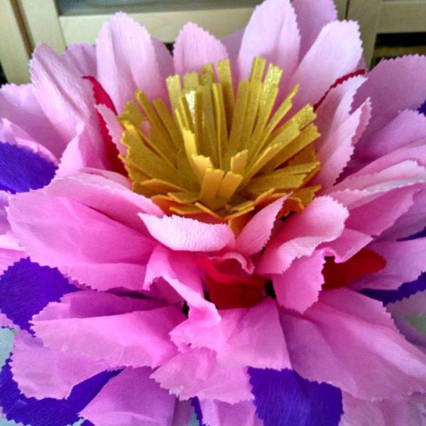 Головной убор Цветок