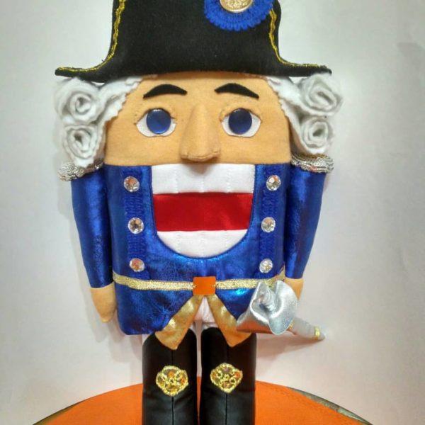 Новогодняя игрушка - Щелкунчик