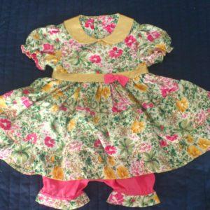 Платье для маленькой модницы