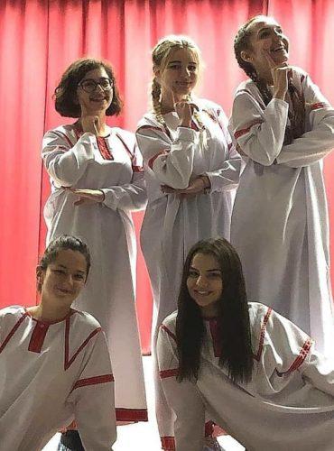 русские народные костюмы на заказ