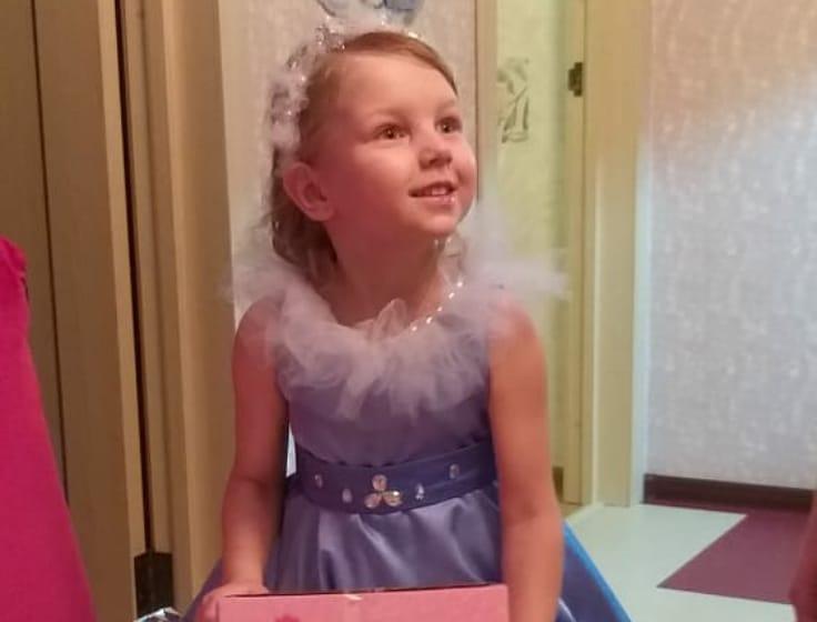 Платье для дочки