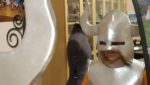Шлем и кираса западного рыцаря