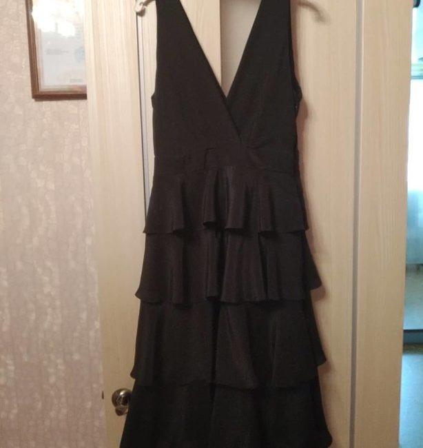 Платье для выпускницы