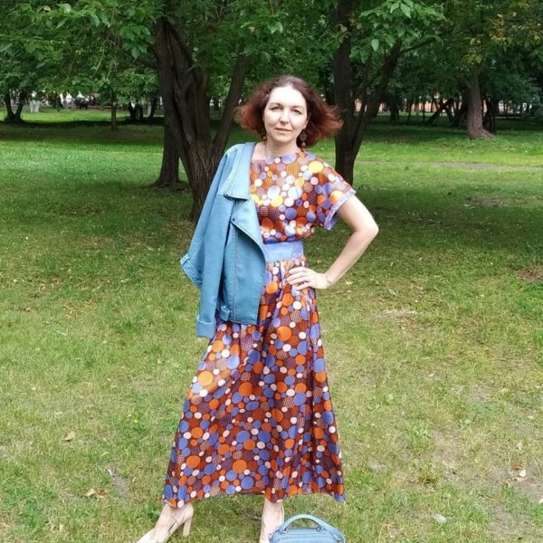 Платье Beanie