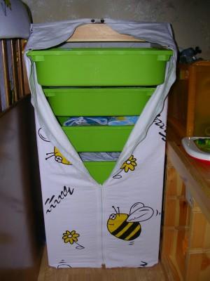 Комплект для детской Весёлые пчёлки