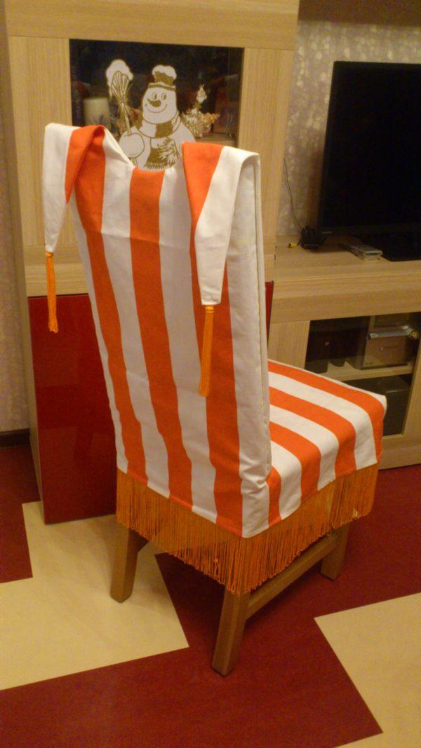 Чехол для стульев Бельчонок на заказ