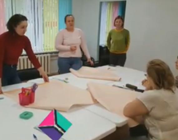 Курс Креативное шитьё и рукоделие