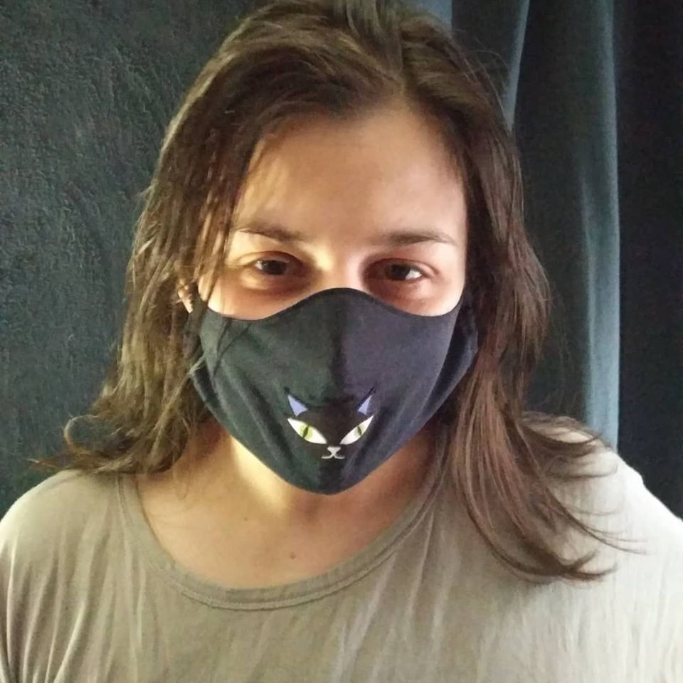 Оригинальные маски