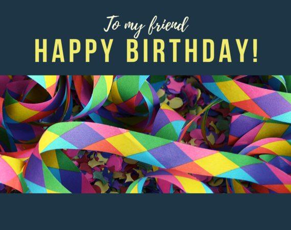 С Днём рождения тебя, Макс!