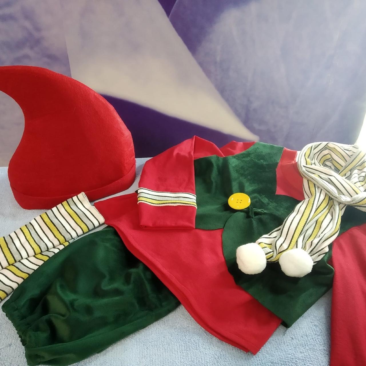 Новогодние костюмы Гномов